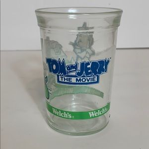 Other - Vintage Welch's Tom & Jerry Jelly Jar Glass